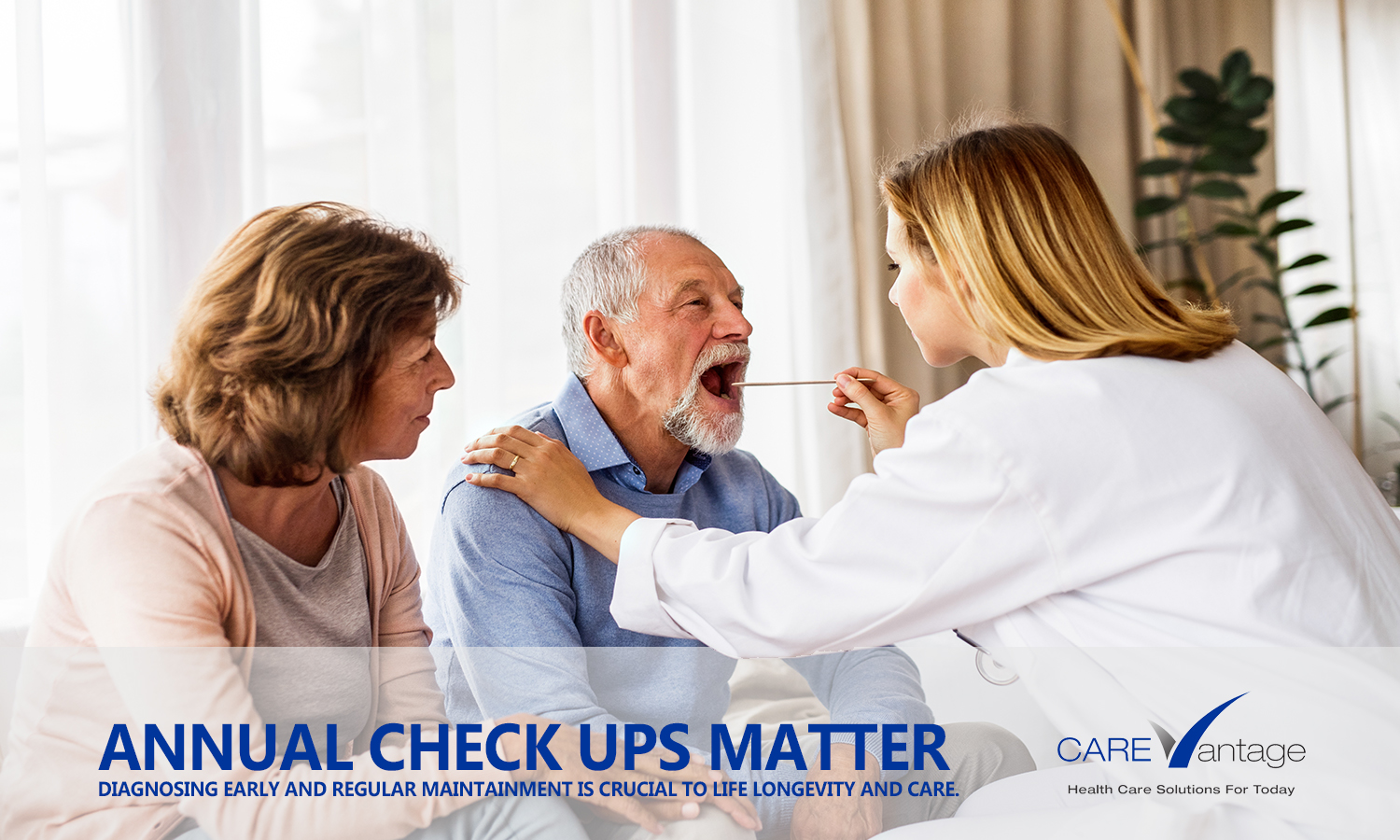annual check up